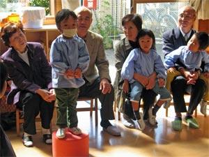 祖父母の集い