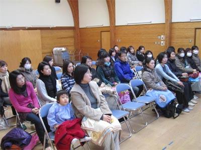 子育て支援講演会
